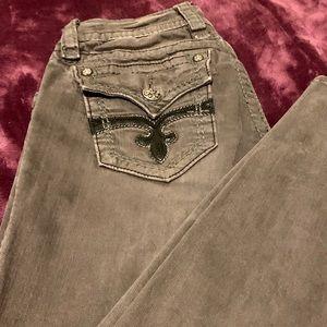 Rock Revival Celine skinny jeans almost  new sz 27